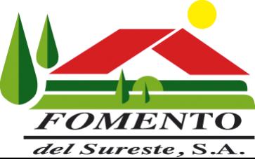 Fomento_del_Sureste